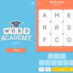 Word Academy: ¡Lo nuevo de los creadores de 94%!