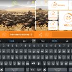Imagen Estampida África | 94 por ciento