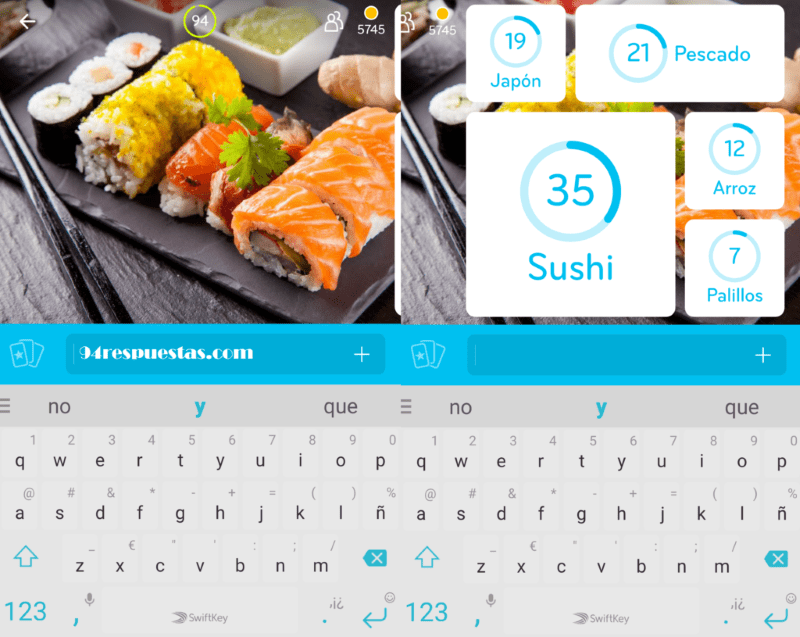 Imagen Sushi 94 por ciento