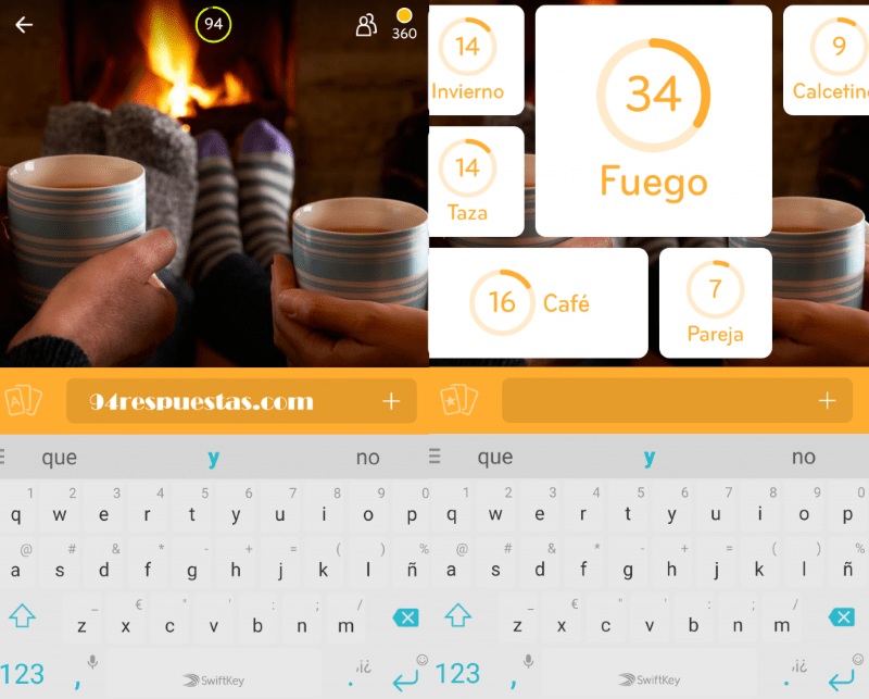 Imagen fuego cafe 94 por ciento 94 respuestas for Piscina 94 respuestas