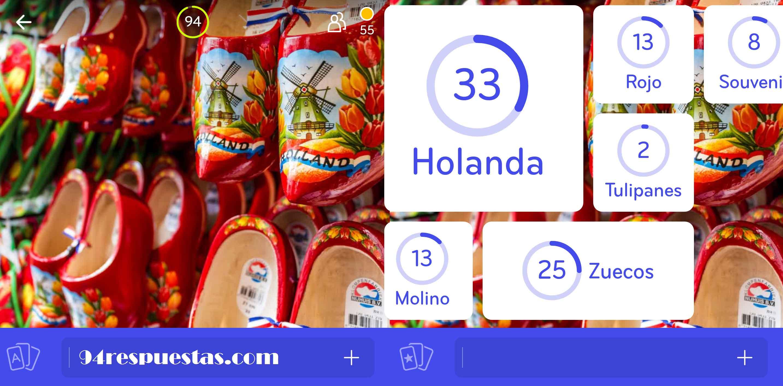 Imagen Zuecos Holanda 94 Por Ciento 94 Respuestas