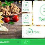 Imagen Tomate y Pasta | 94 por ciento
