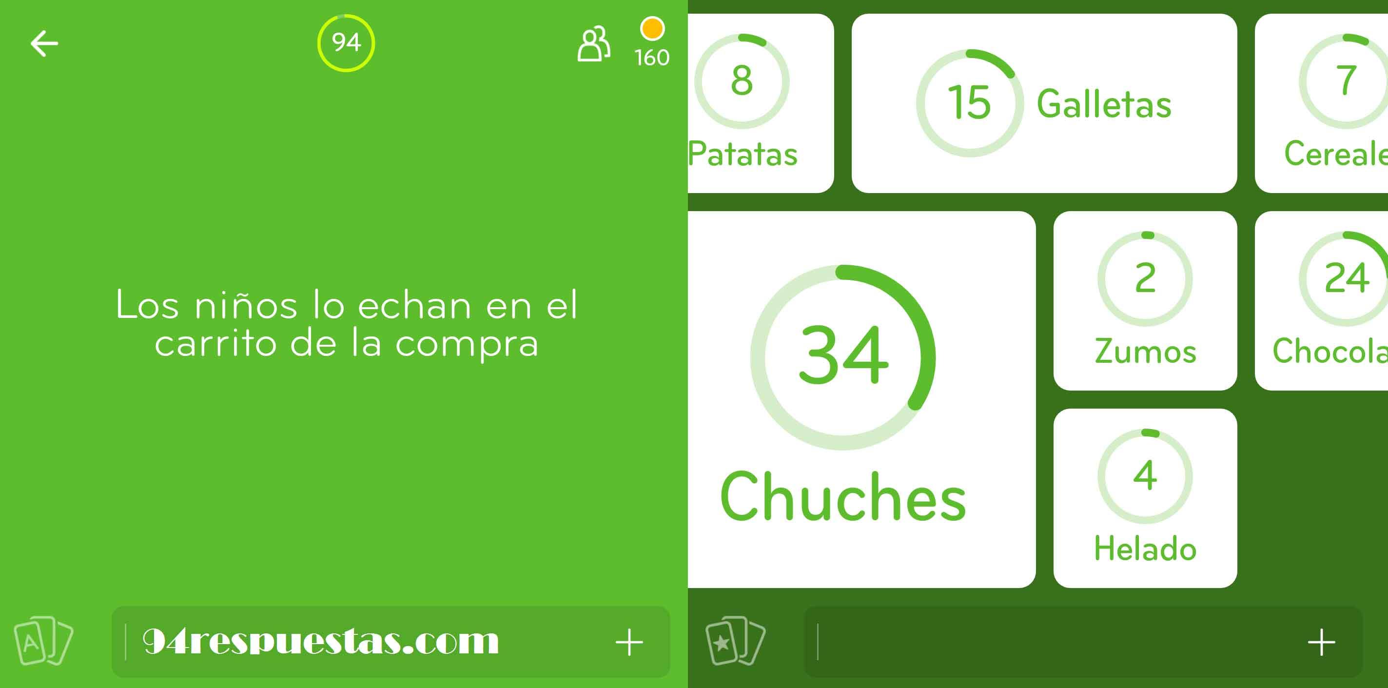 Los Niños Lo Echan En El Carrito De La Compra 94 Por Ciento 94