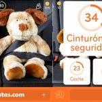 Imagen Peluches Cinturón Seguridad | 94 por ciento