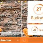Imagen Budismo Naranja | 94 por ciento