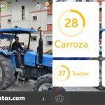 Imagen Carroza y Tractor Carnaval | 94 por ciento